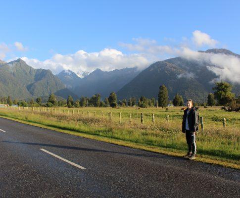3 ugers camping gennem New Zealand