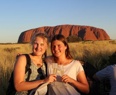 Oplevelser i Outbacken
